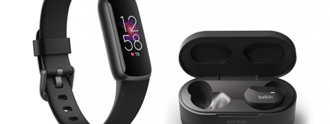 Fitbit Luxe vorbestellen - gratis Belkin SOUNDFORM True Wireless Earbuds